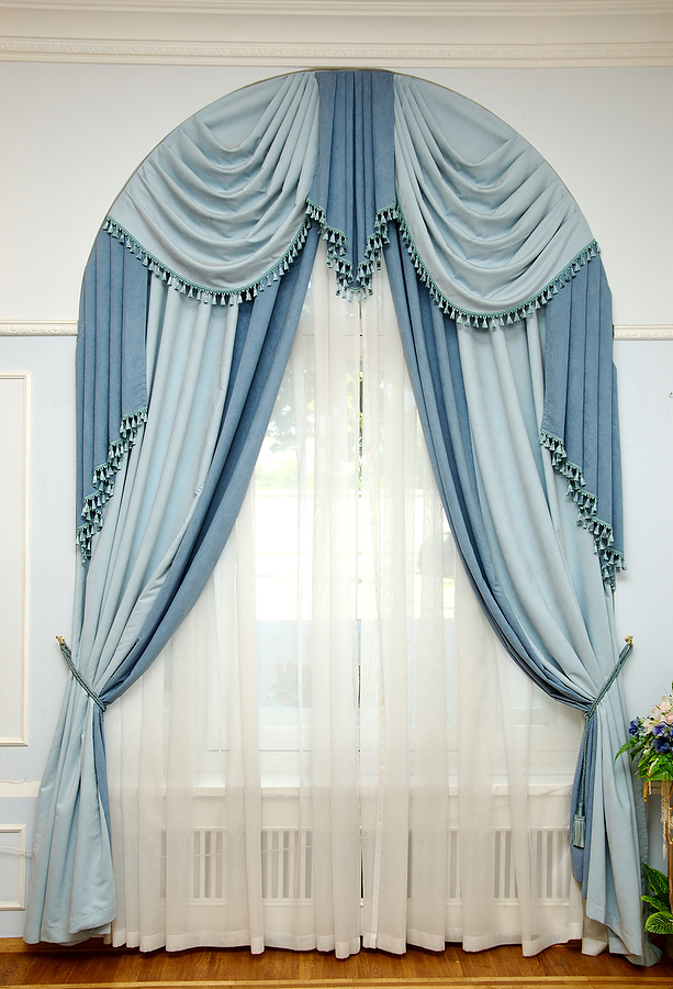 Curtain cleaning and protection